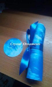 Invitatii Crystal Ornaments